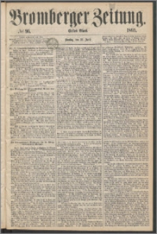 Bromberger Zeitung, 1869, nr 96