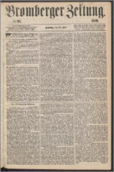Bromberger Zeitung, 1869, nr 98
