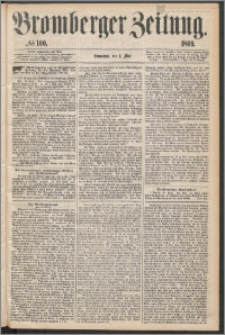 Bromberger Zeitung, 1869, nr 100