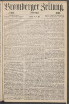 Bromberger Zeitung, 1869, nr 106