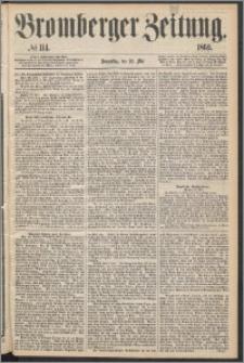 Bromberger Zeitung, 1869, nr 114