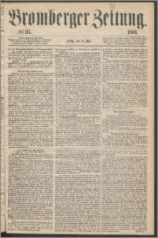 Bromberger Zeitung, 1869, nr 115