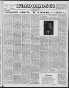 Wiadomości, R. 12 nr 26 (587), 1957