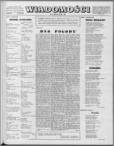 Wiadomości, R. 12 nr 28 (589), 1957
