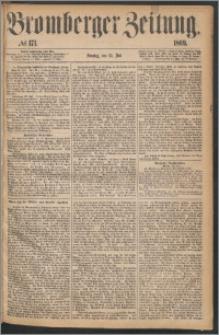 Bromberger Zeitung, 1869, nr 171