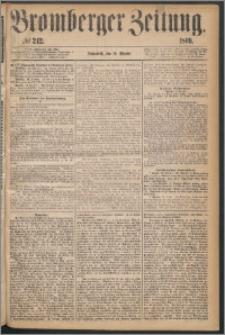 Bromberger Zeitung, 1869, nr 242