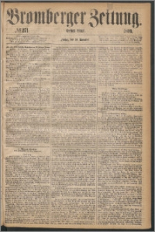 Bromberger Zeitung, 1869, nr 271