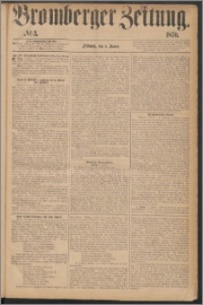 Bromberger Zeitung, 1870, nr 3