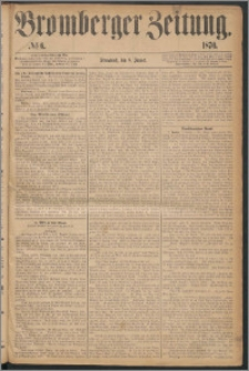Bromberger Zeitung, 1870, nr 6