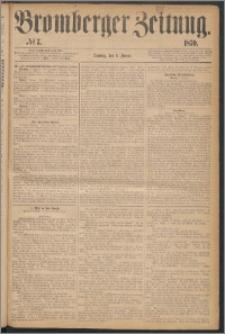 Bromberger Zeitung, 1870, nr 7