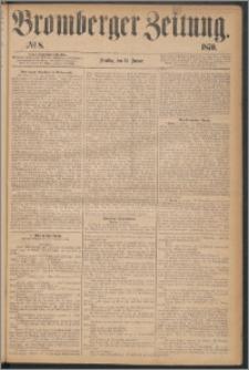 Bromberger Zeitung, 1870, nr 8