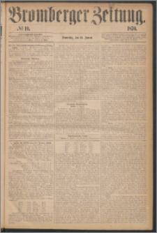 Bromberger Zeitung, 1870, nr 10