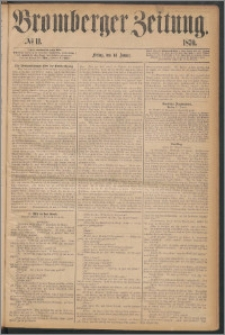 Bromberger Zeitung, 1870, nr 11