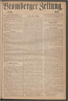 Bromberger Zeitung, 1870, nr 17