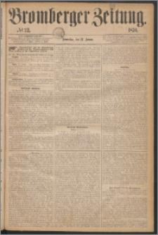 Bromberger Zeitung, 1870, nr 22