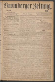 Bromberger Zeitung, 1870, nr 23
