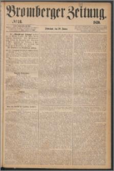 Bromberger Zeitung, 1870, nr 24