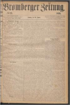 Bromberger Zeitung, 1870, nr 25