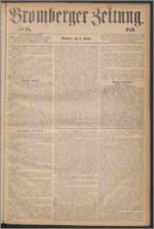 Bromberger Zeitung, 1870, nr 28