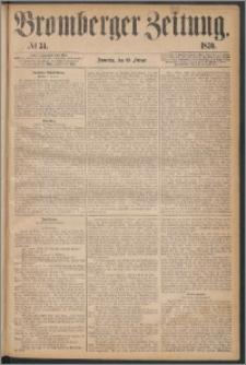 Bromberger Zeitung, 1870, nr 34