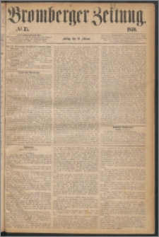 Bromberger Zeitung, 1870, nr 35