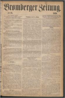 Bromberger Zeitung, 1870, nr 36