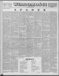 Wiadomości, R. 12 nr 37/38 (598/599), 1957