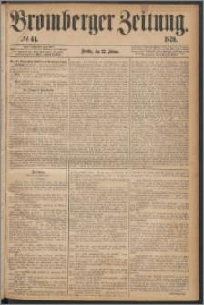 Bromberger Zeitung, 1870, nr 44