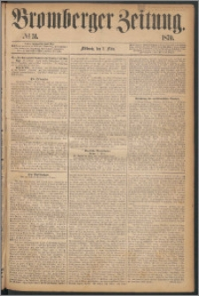 Bromberger Zeitung, 1870, nr 51