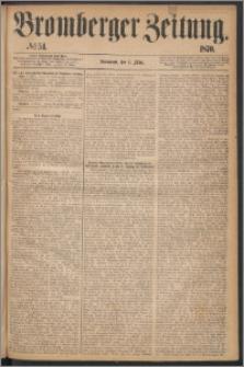 Bromberger Zeitung, 1870, nr 54