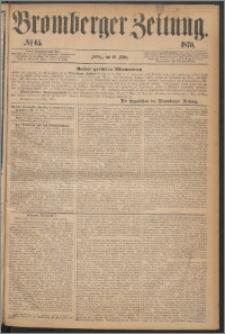 Bromberger Zeitung, 1870, nr 65