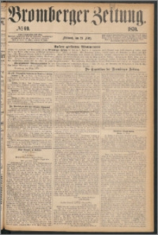 Bromberger Zeitung, 1870, nr 69