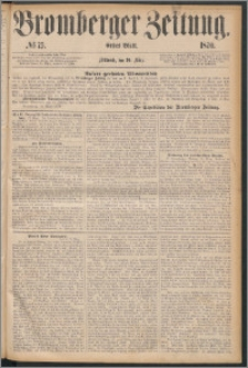 Bromberger Zeitung, 1870, nr 75