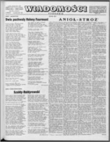 Wiadomości, R. 12 nr 40 (601), 1957
