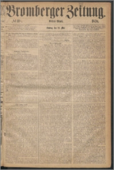 Bromberger Zeitung, 1870, nr 118