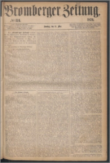 Bromberger Zeitung, 1870, nr 124