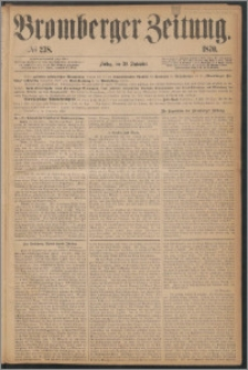 Bromberger Zeitung, 1870, nr 238