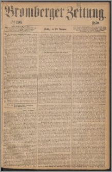 Bromberger Zeitung, 1870, nr 296