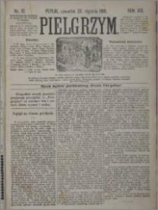 Pielgrzym, pismo religijne dla ludu 1881 nr 12