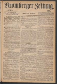 Bromberger Zeitung, 1871, nr 178