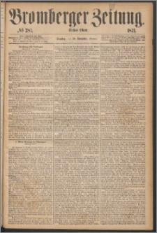 Bromberger Zeitung, 1871, nr 281