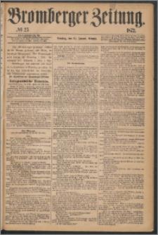 Bromberger Zeitung, 1872, nr 25