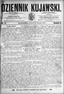 Dziennik Kujawski 1894.01.21 R.2 nr 16