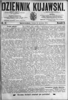 Dziennik Kujawski 1894.01.22 [23] R.2 nr 17