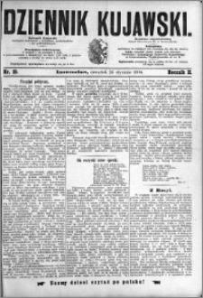 Dziennik Kujawski 1894.01.25 R.2 nr 19