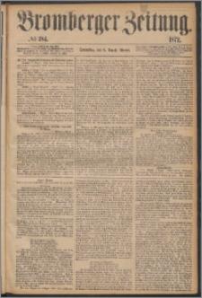 Bromberger Zeitung, 1872, nr 184