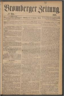 Bromberger Zeitung, 1872, nr 220