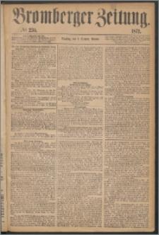 Bromberger Zeitung, 1872, nr 230
