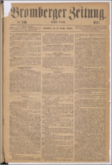 Bromberger Zeitung, 1872, nr 246