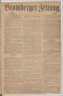 Bromberger Zeitung, 1872, nr 249